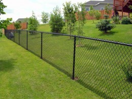 How to Make a Chain Link Fence Beautify a Home